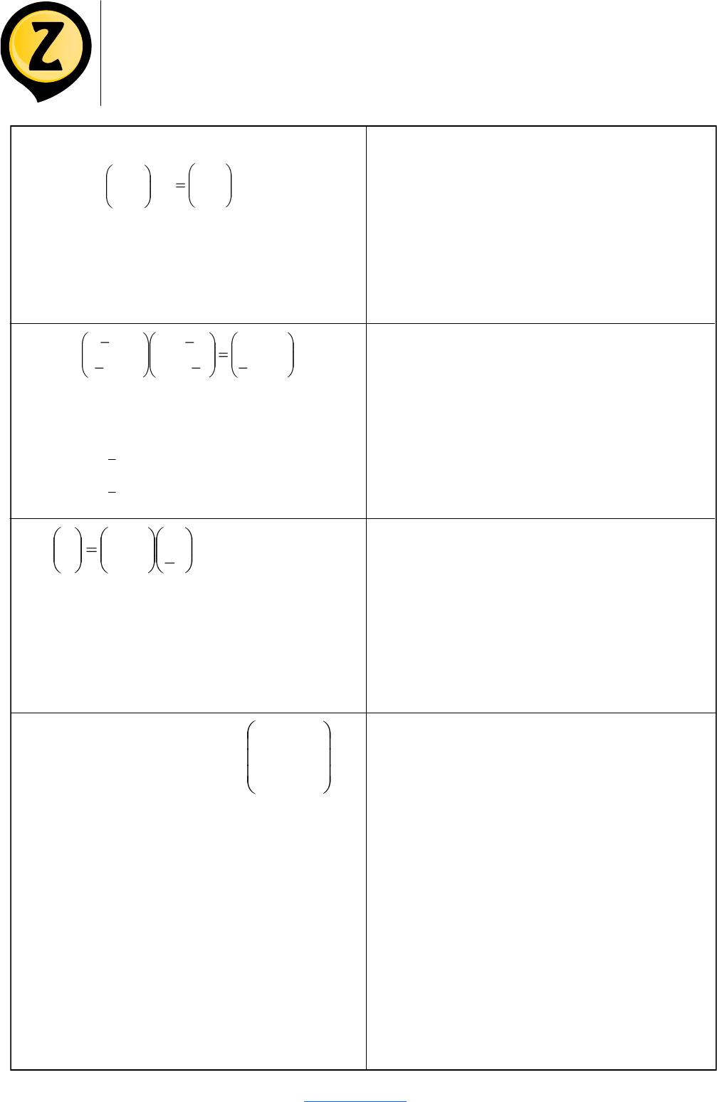 30+ Contoh Soal Matriks Zenius - Kumpulan Contoh Soal