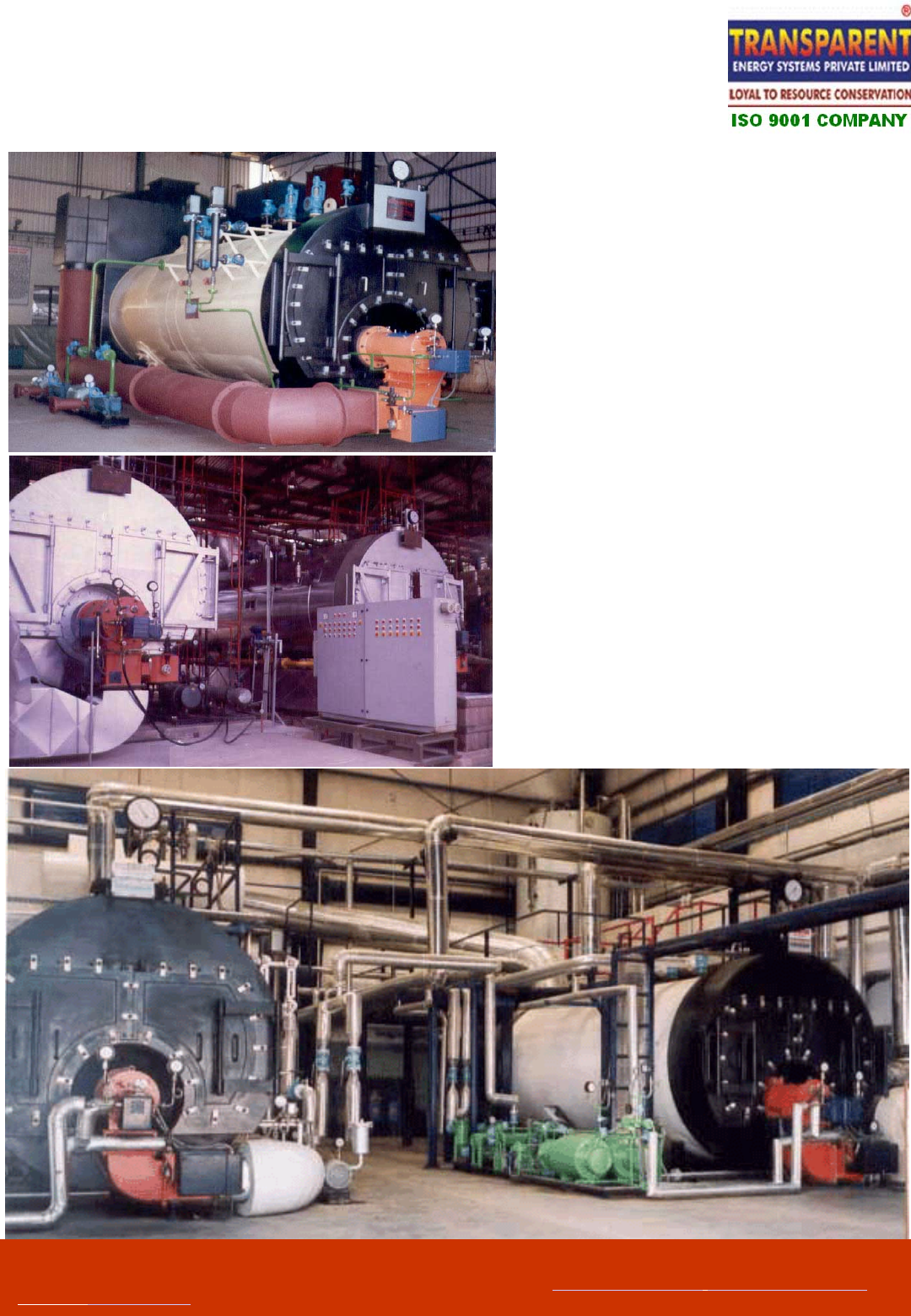 Steam Star  Fired Boilers   [PDF Document]